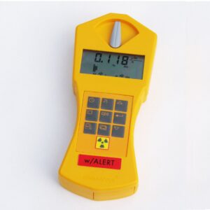 Messgerät für radioaktive Strahlung
