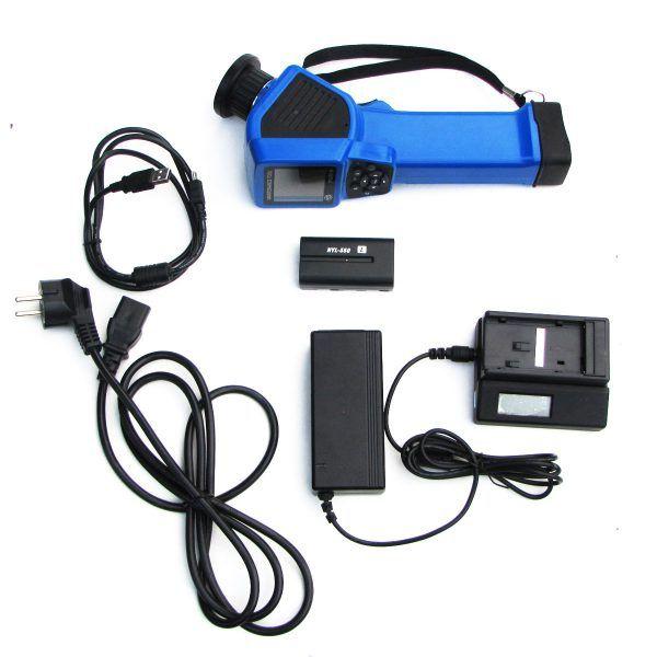 Wärmebildkamera mit Zubehör