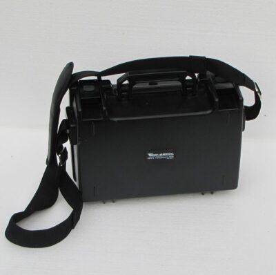 Koffer mit Wärmebildkamera