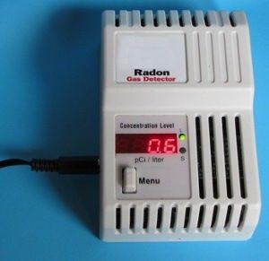 Radon Messgerät