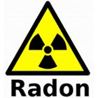 Radon Warnung