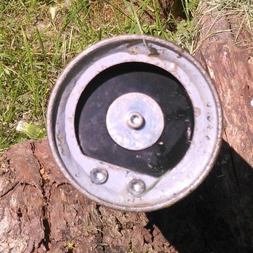 Plunscher zum Brunnen reinigen von unten, zur Miete